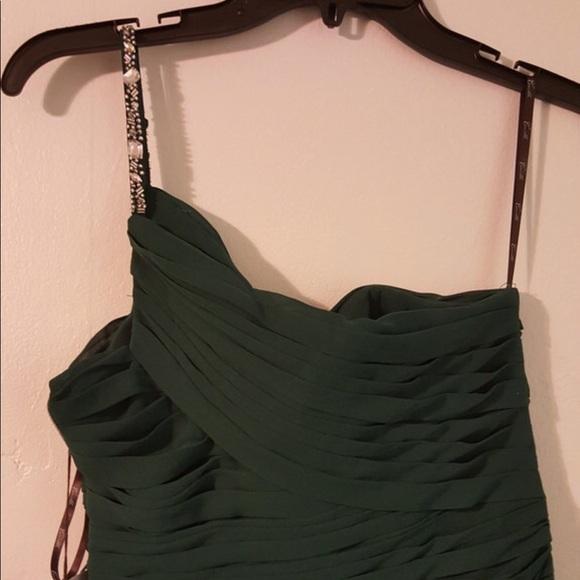 Camille La Vie Dresses & Skirts - Elegant green formal dress